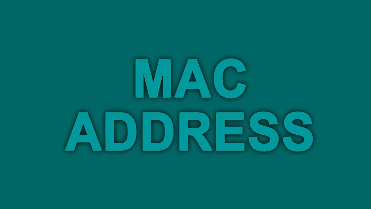 How to Change Your Mac Address in Windows 10