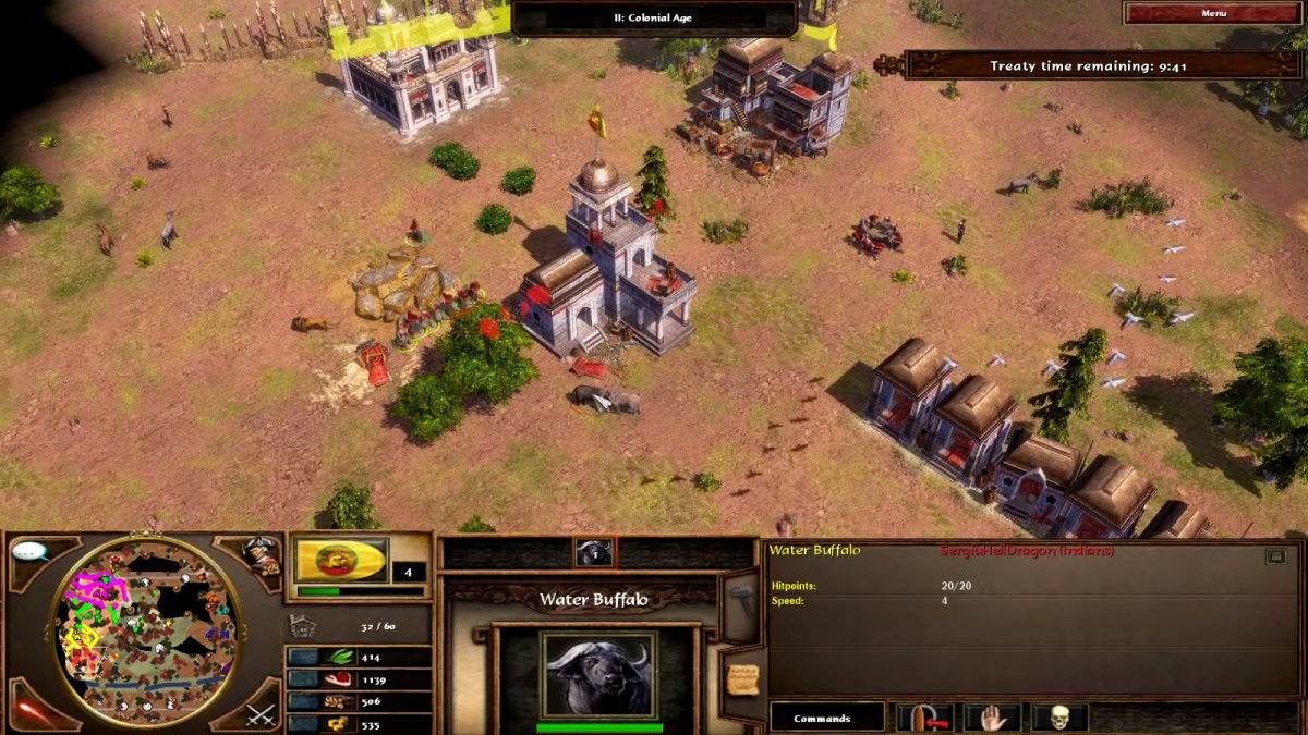 How to Play Age of Empires III on Hamachi