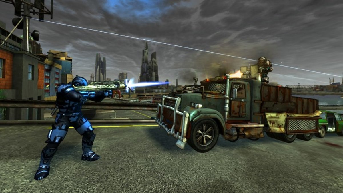 Crackdown 2 Tips and Tricks