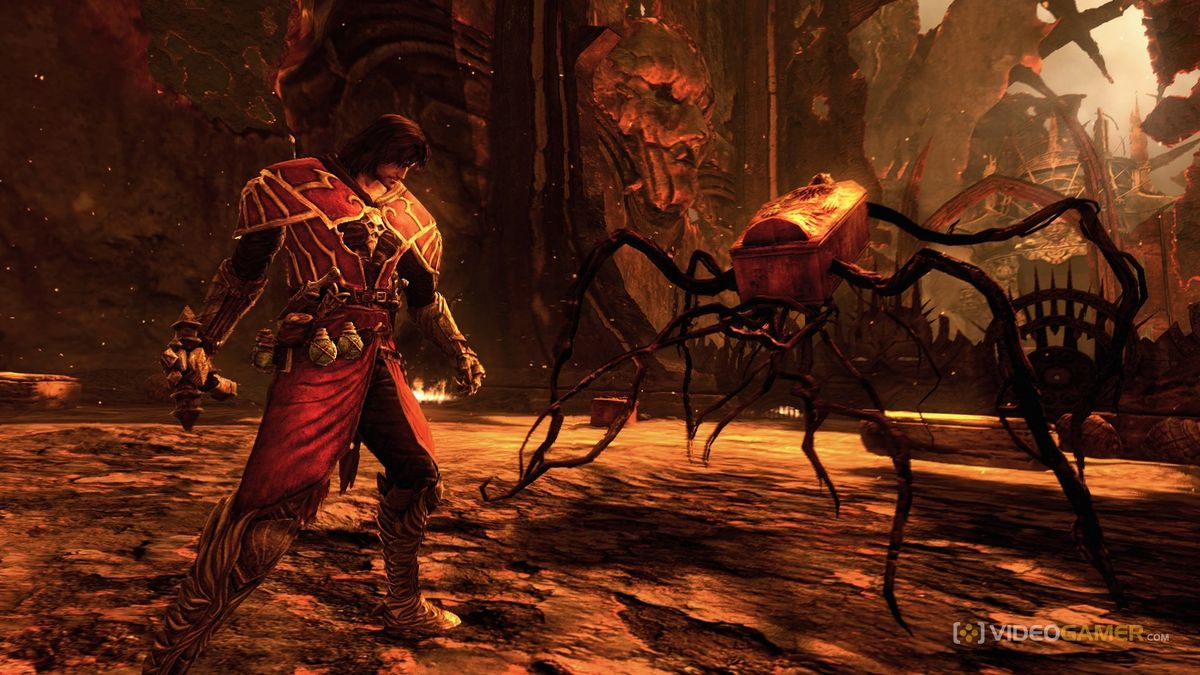 Castlevania: Lords of Shadow Scrolls Locations Guide