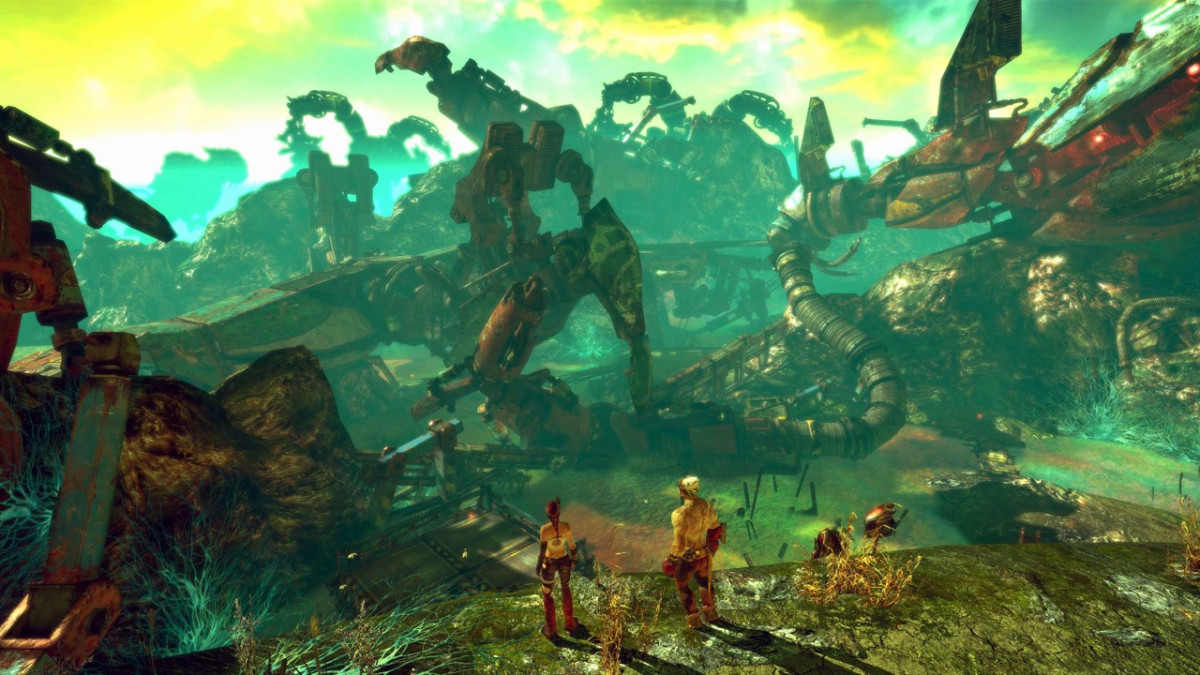 Enslaved: Odyssey to the West Tech Orbs Locations Guide