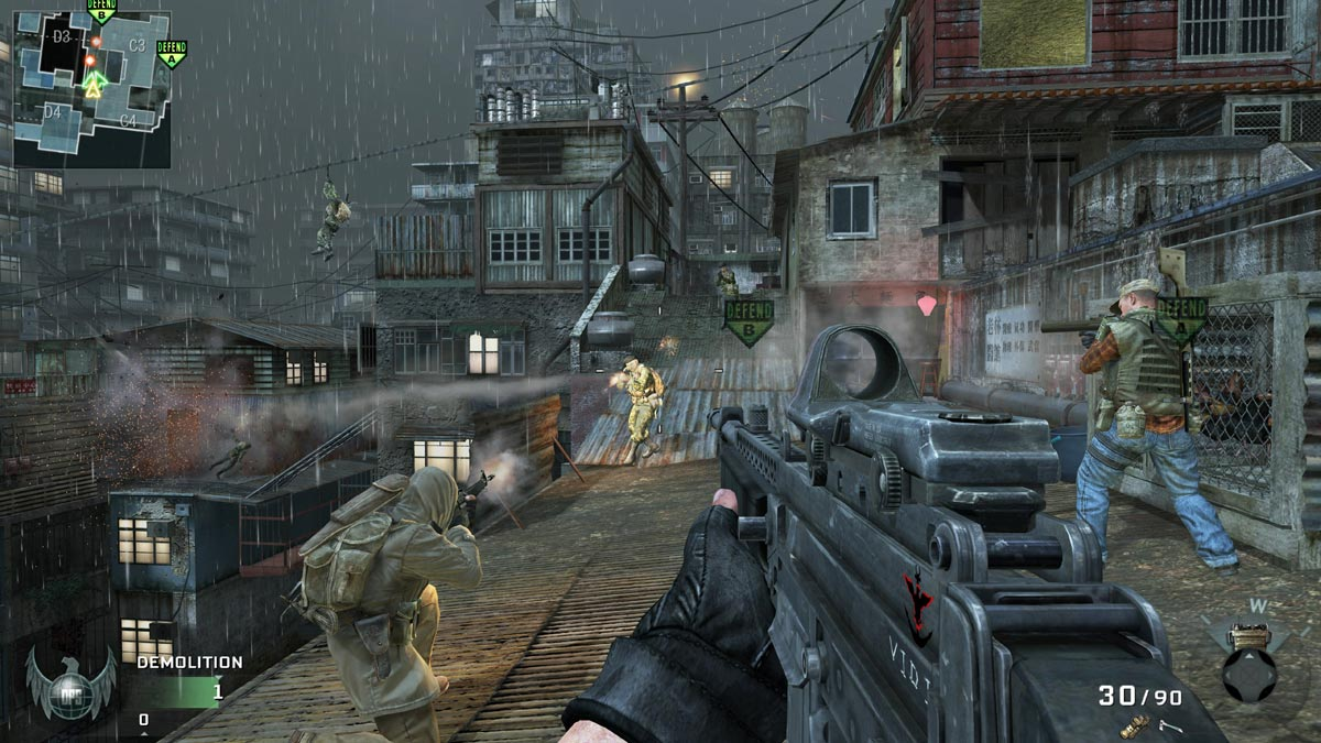 Call of Duty: Black Ops Weapons Guide – Primary Weapons, Secondary Weapons, Best Weapons