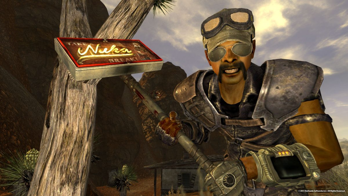 Fallout New Vegas Perks Guide – Best Perks