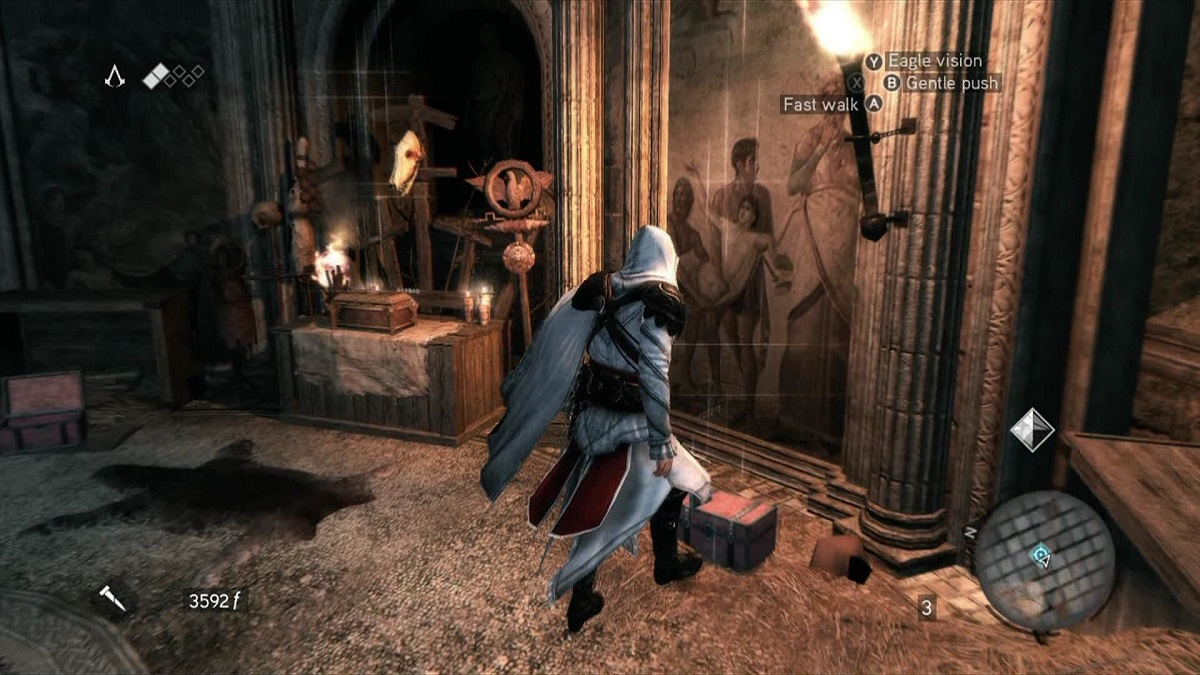 Assassin's Creed: Brotherhood Shrines Location Guide