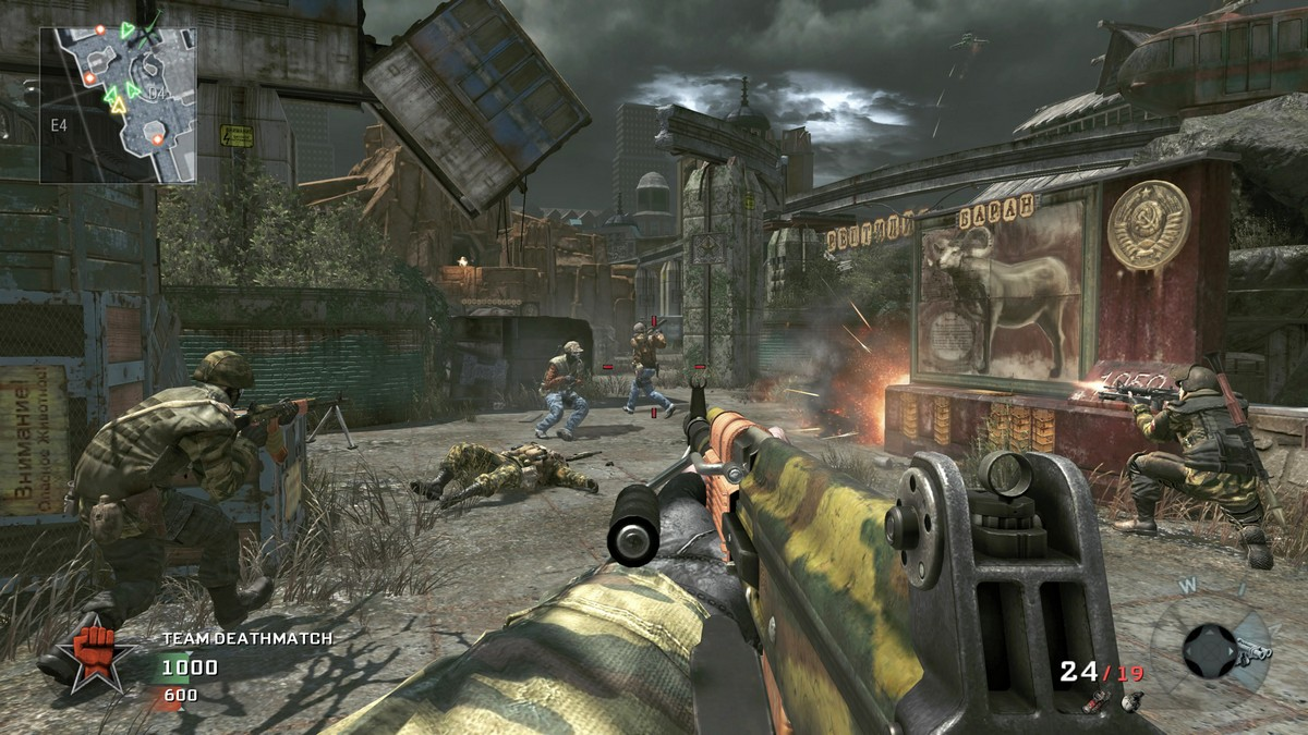 Call of Duty: Black Ops Zombie Mode Weapons, Perks, and Power-Ups