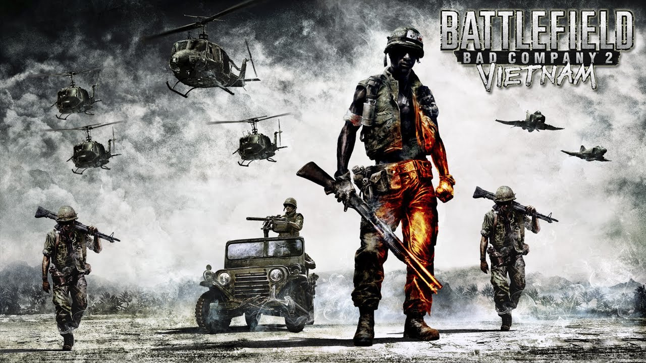 Battlefield Bad Company 2 Vietnam Errors