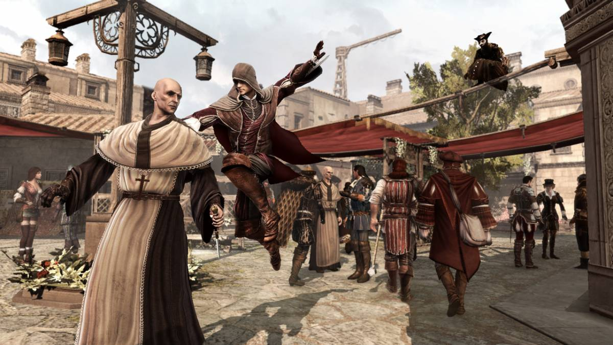 Assassin's Creed: Brotherhood Abilities Guide – All Upgrades, Parameters