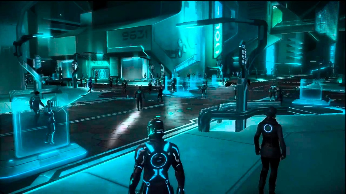TRON Evolution Abraxas Shards and Tron Files Locations Guide