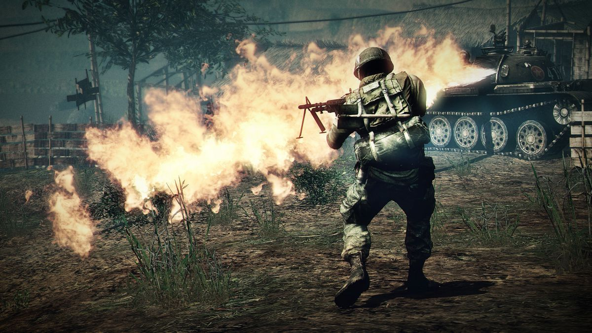 Bad Company 2: Vietnam Weapons Guide – Weapon Tips and Tricks