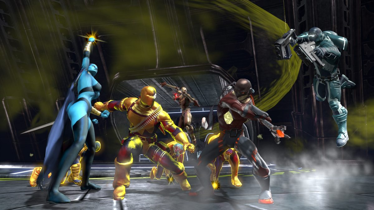 DC Universe Online Beginners Guide