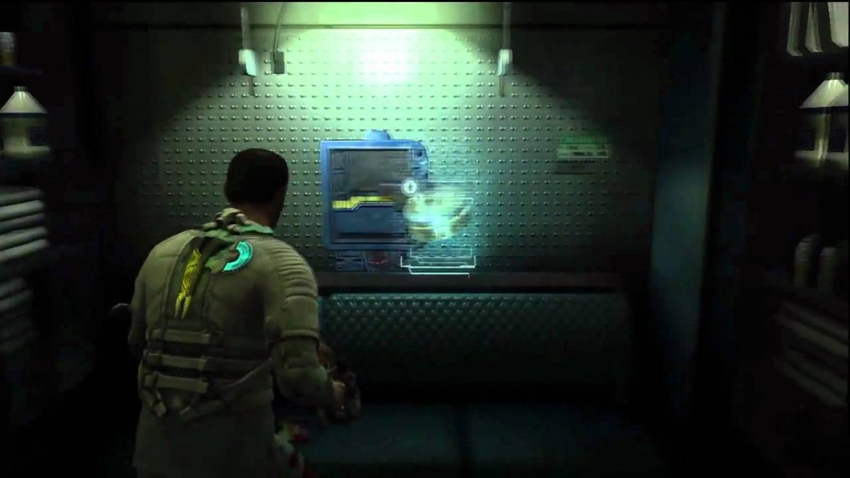 Dead Space 2 Schematics Location Guide