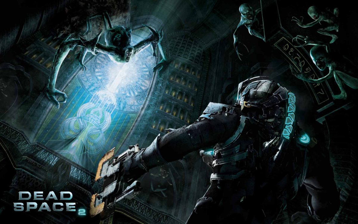 Dead Space 2 Weapons and Suits