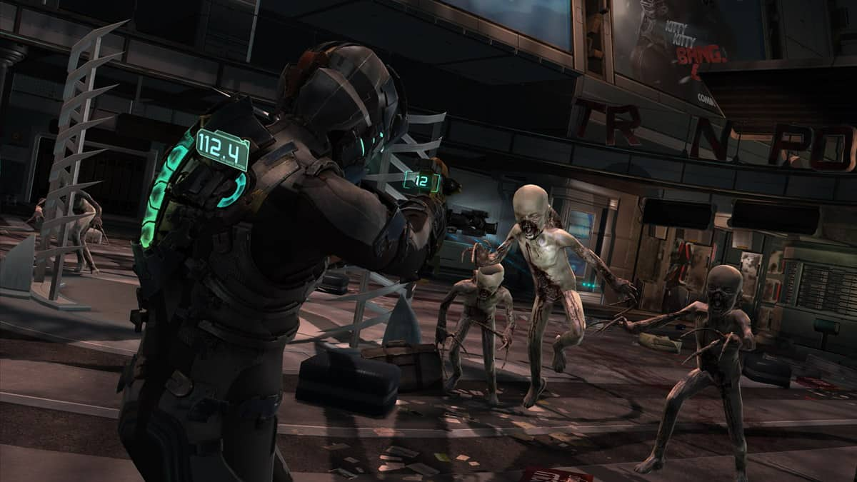 Dead Space 2 Troubleshooting