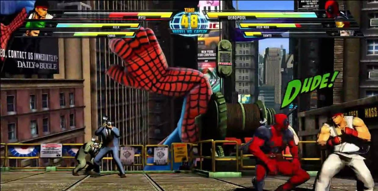 Marvel vs Capcom 3 Character Unlock Guide