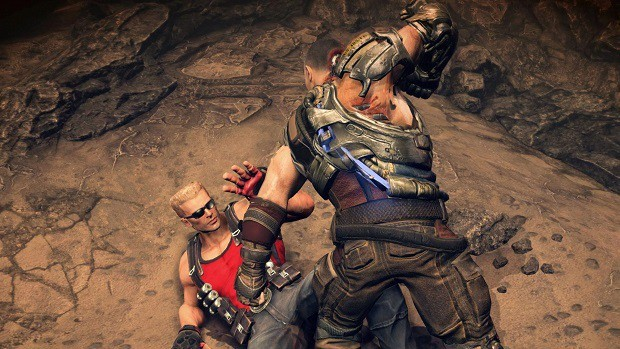 Bulletstorm Review – Literal Ass-Kicking