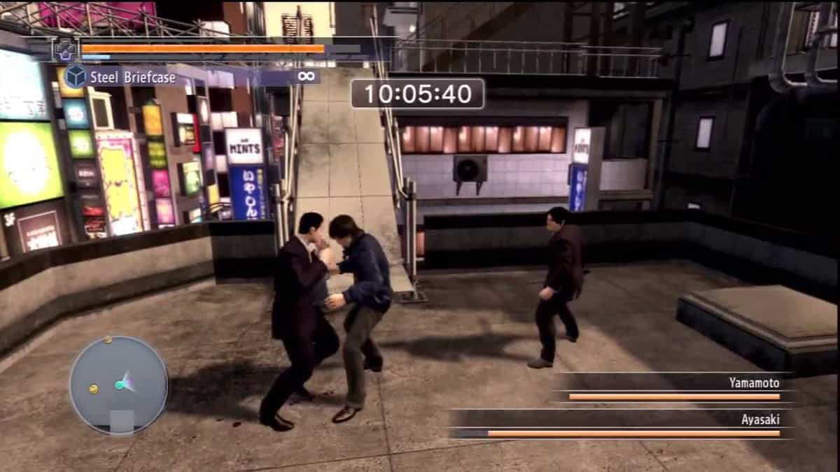 Yakuza 4 Ultimate Challenges
