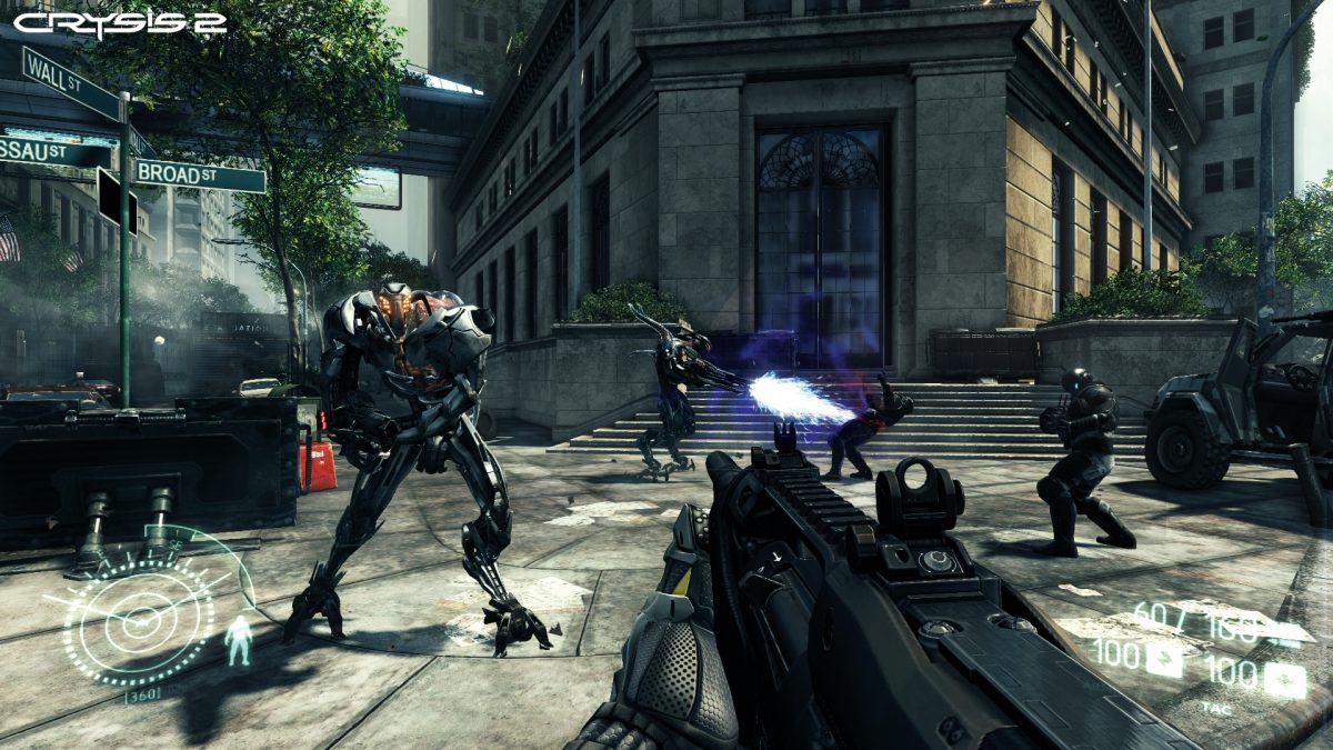 Crysis 2 Cheats, glitches and exploits