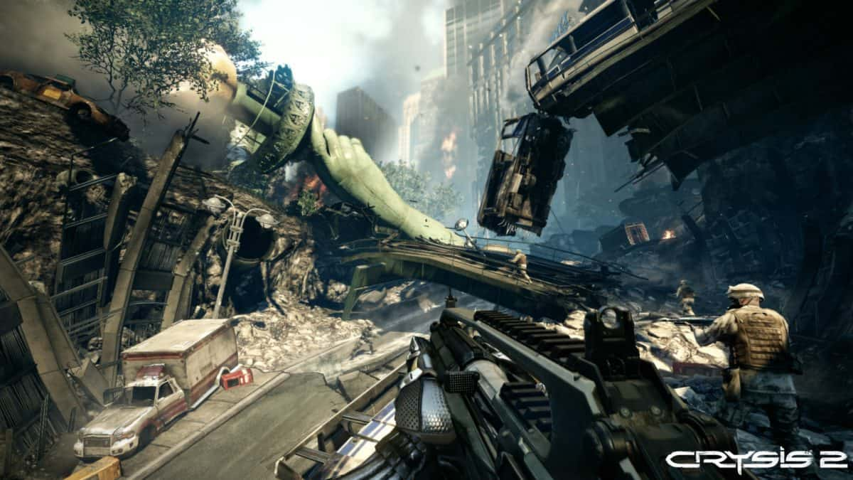 Crysis 2 Troubleshooting Errors and Fixes