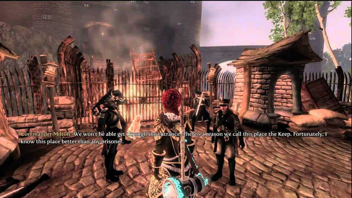 Fable 3 Traitors Keep Walkthrough