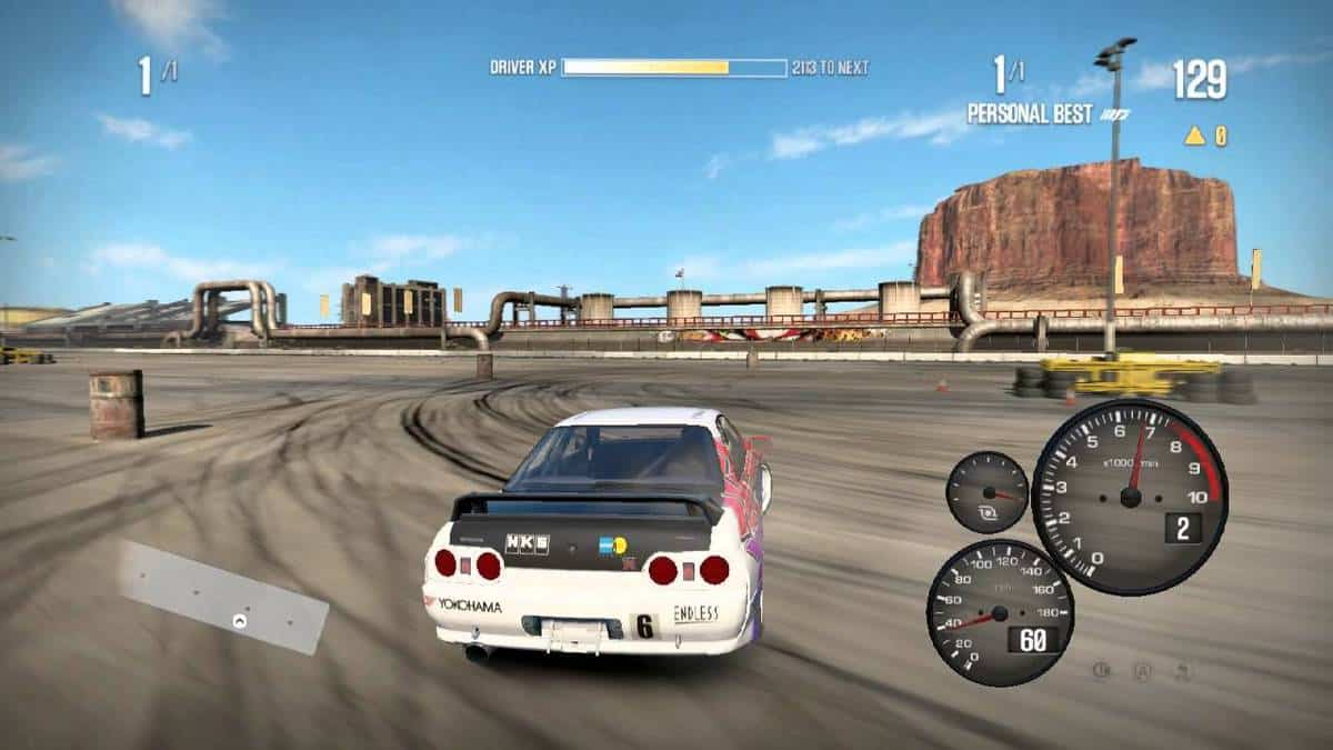 NFS Shift 2: Unleashed Supported Steering Wheels
