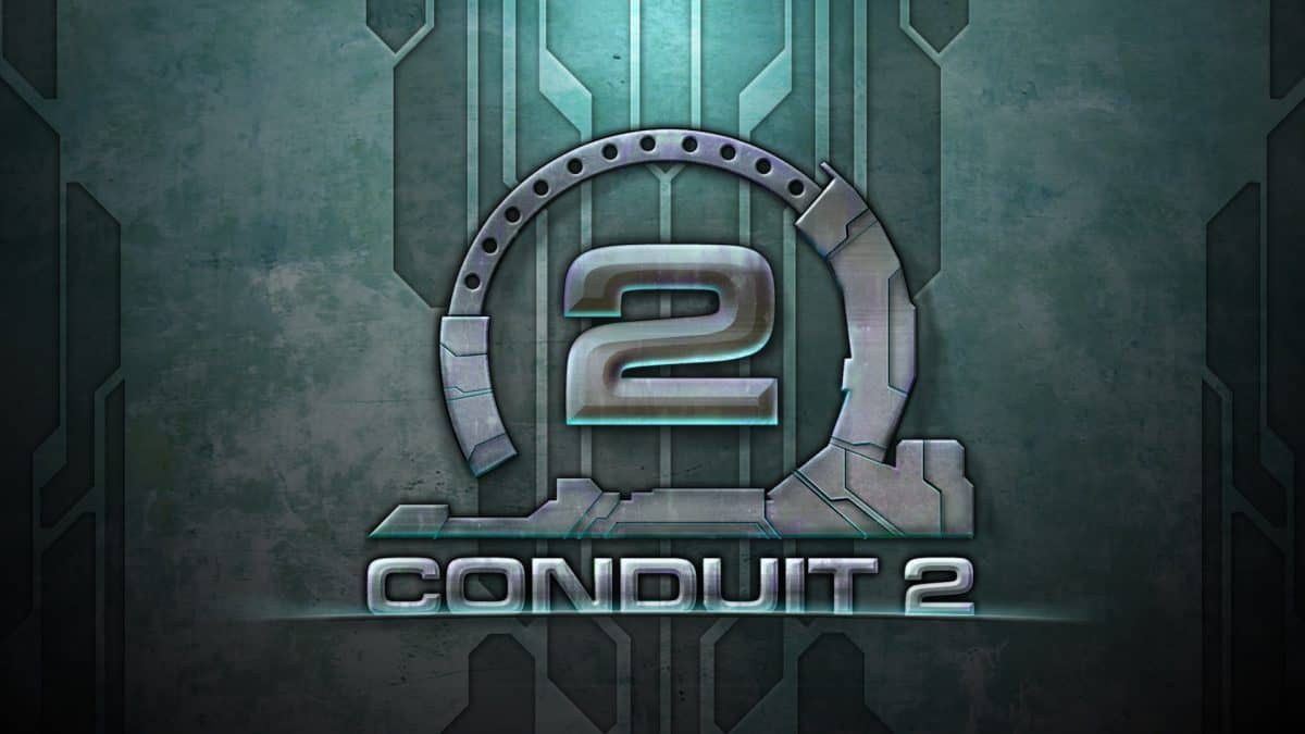 Conduit 2 walkthrough