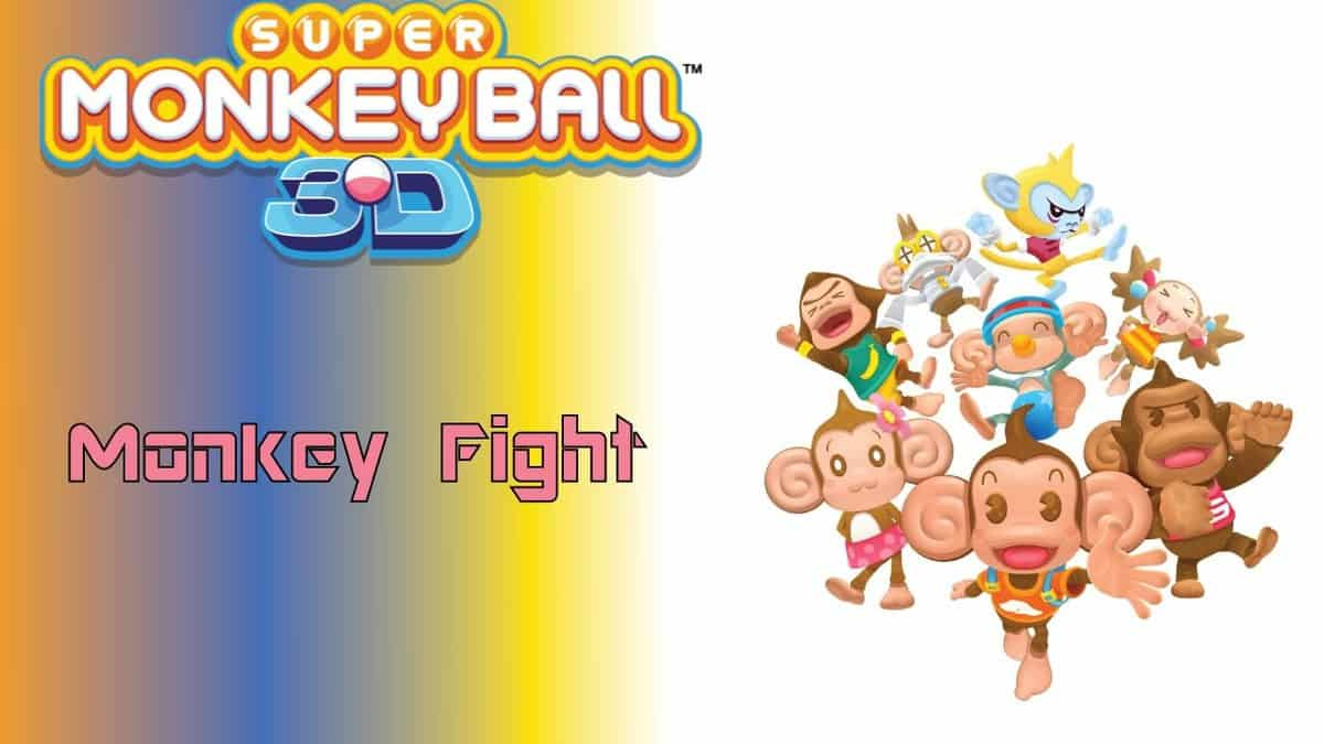 Super Monkey Ball 3D Unlockables