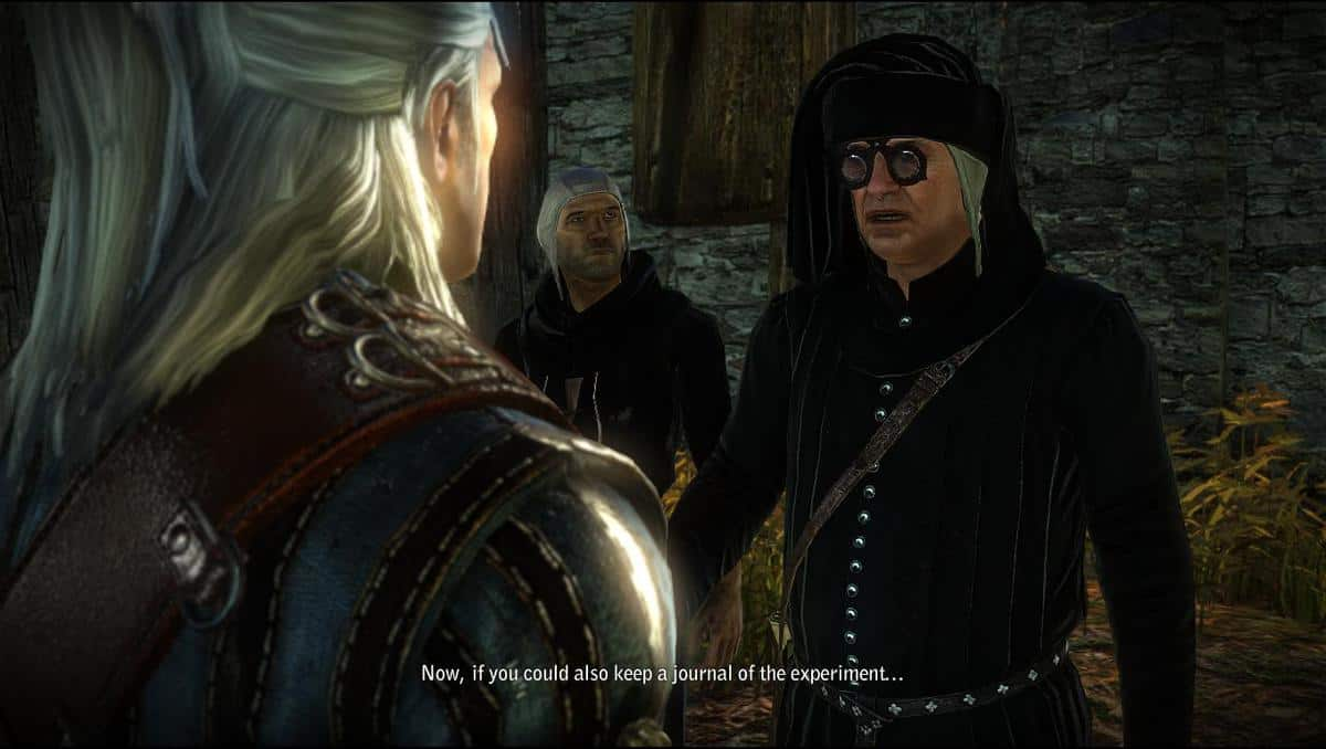 The Witcher 2 Alchemy
