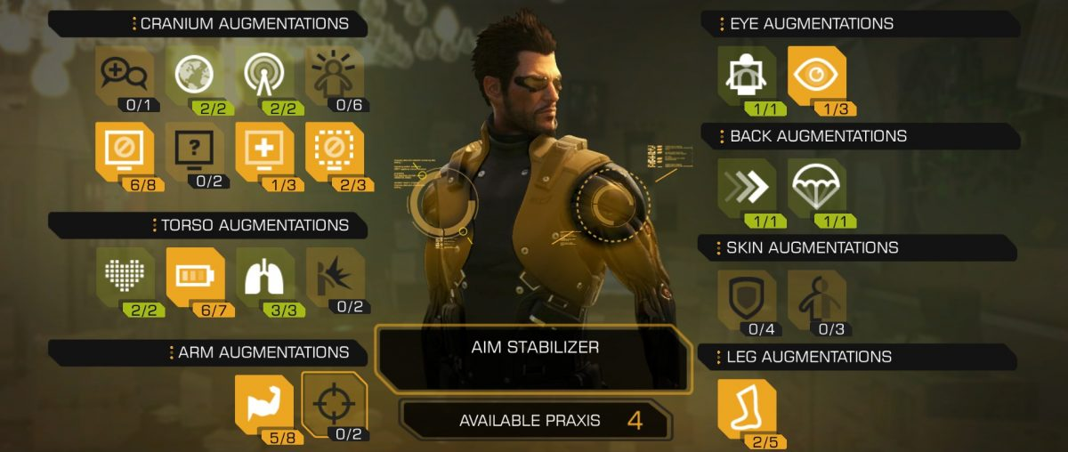 Deus Ex Human Revolution Augmentations Guide