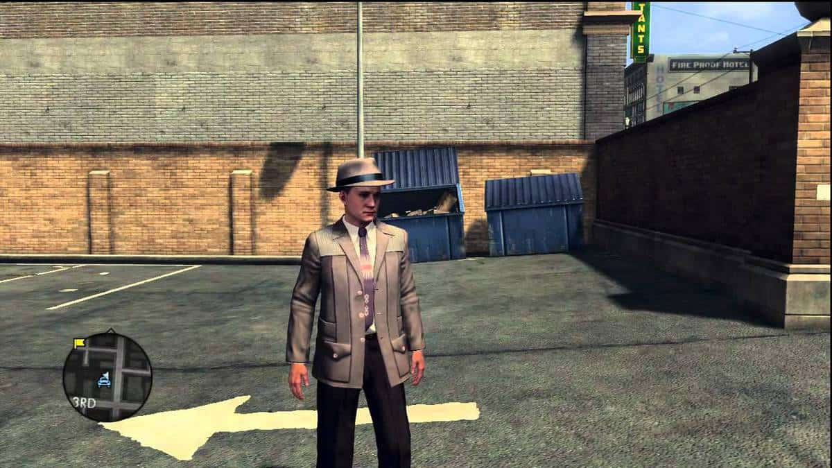 LA Noire Outfits Unlock Guide