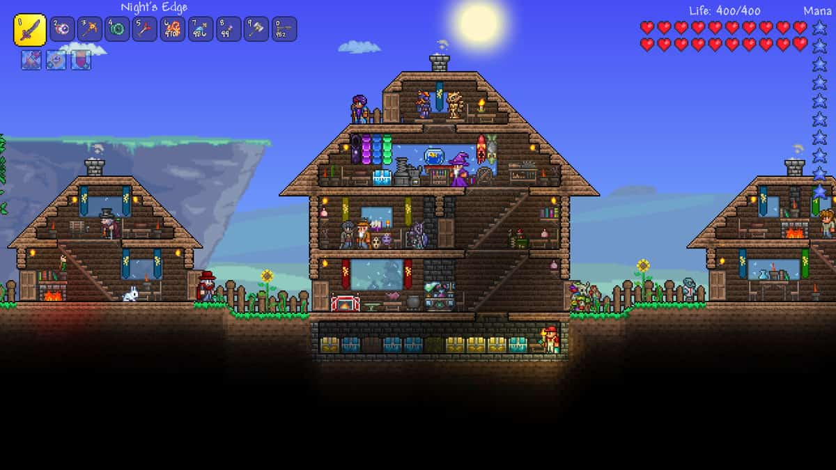 Terraria Walkthrough