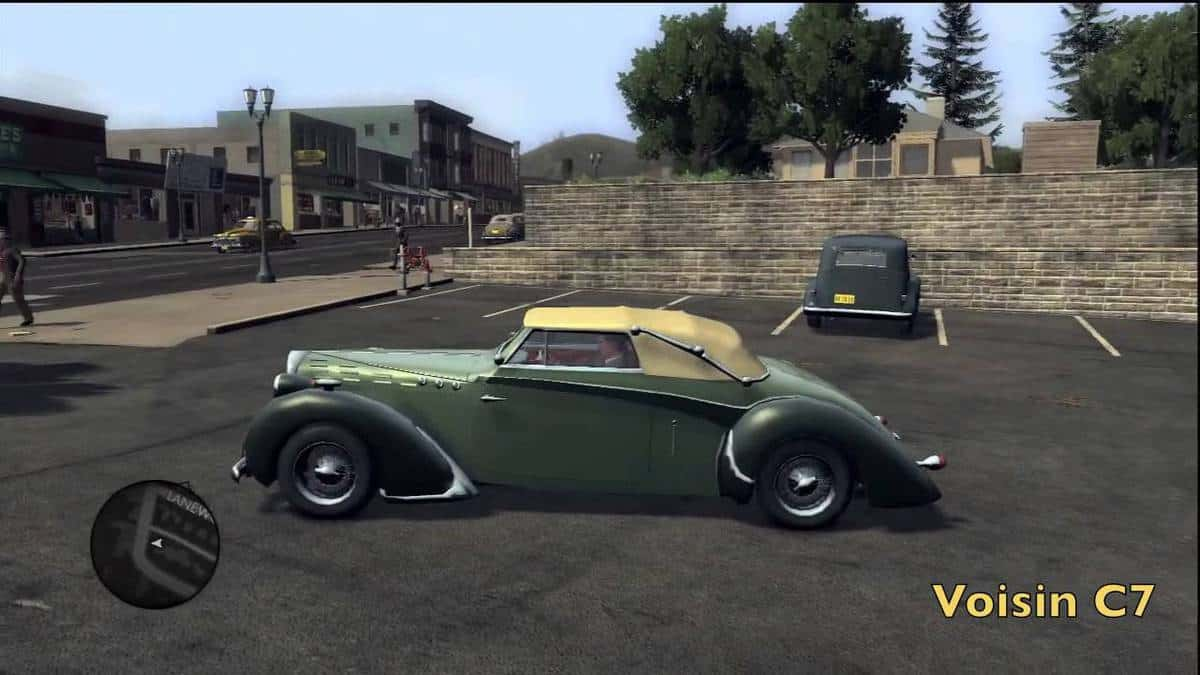 LA Noire Hidden Vehicles Locations Guide