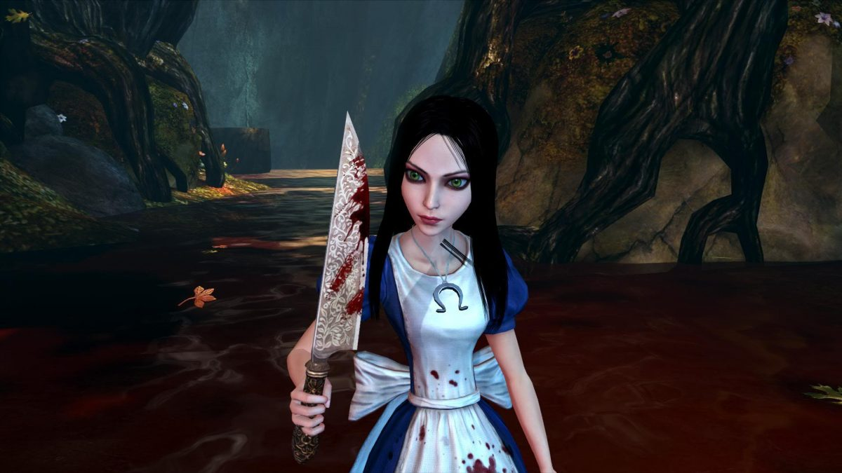 Alice Madness Returns Bottles