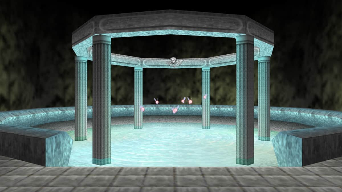 The Legend of Zelda: Ocarina of Time Fairy Fountains Locations Guide