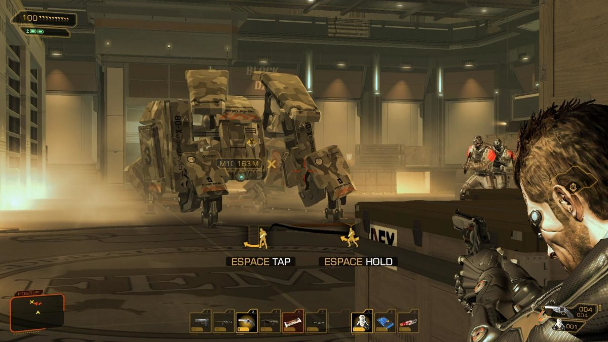 Deus Ex Human Revolution Combat, Stealth, Hacking and Social Guide