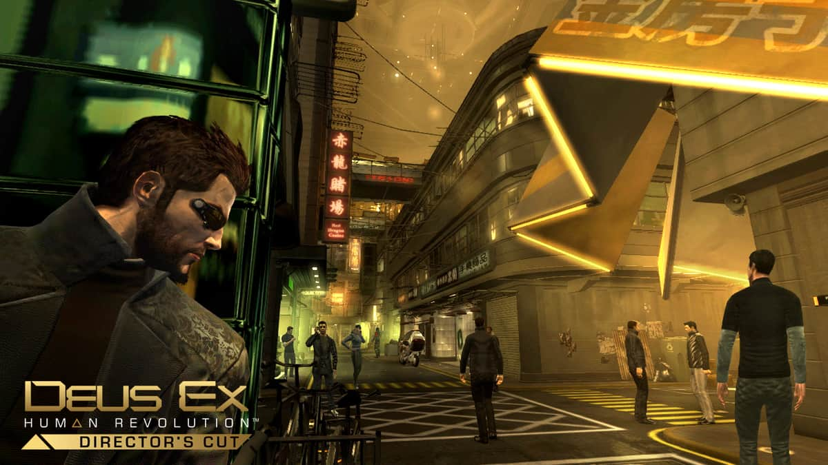 Deus Ex Human Revolution troubleshooting