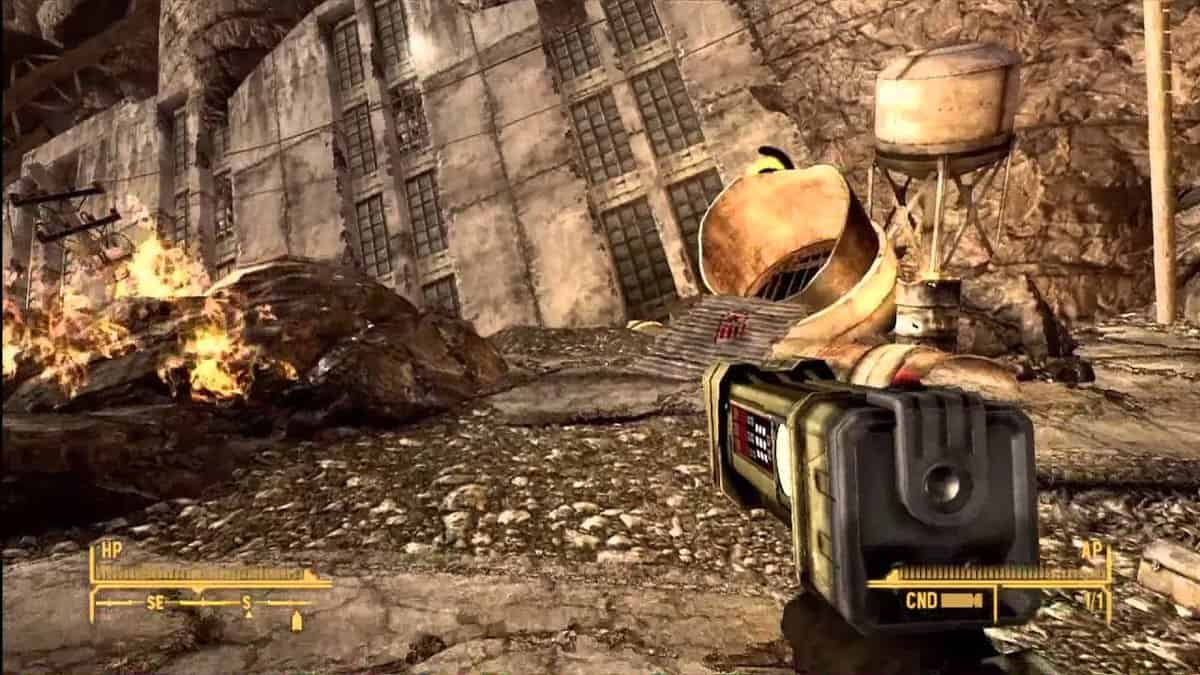 Fallout New Vegas Skill Book Locations