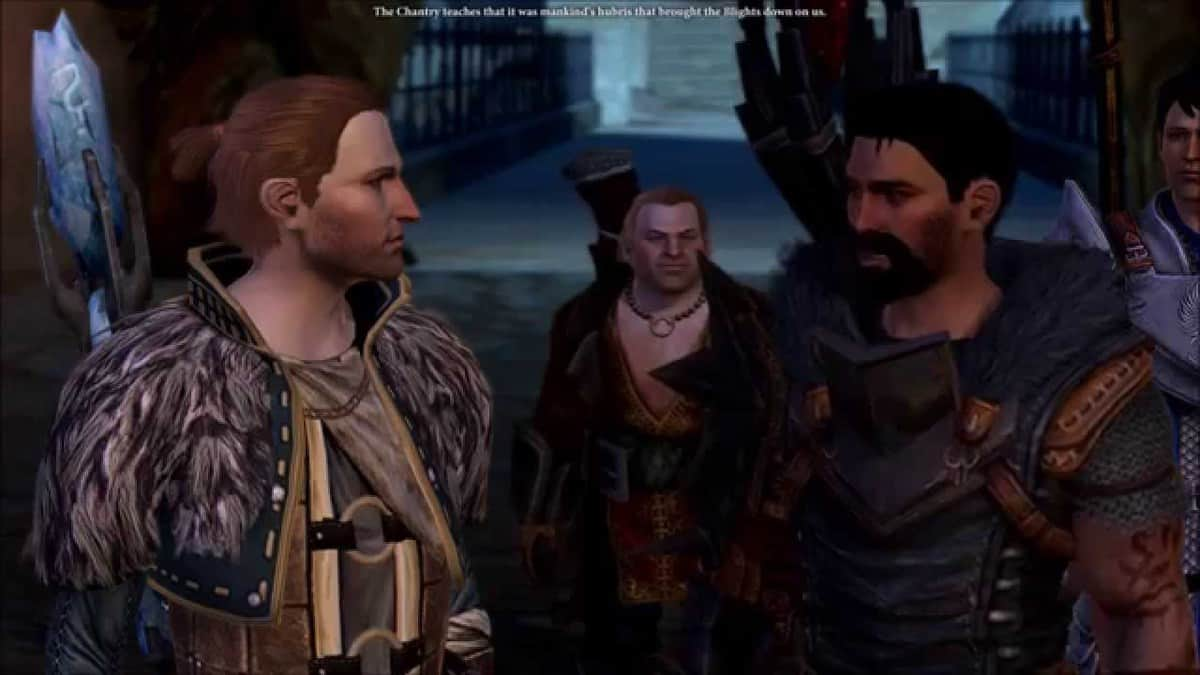 Dragon Age 2 Legacy DLC Side Quests Guide