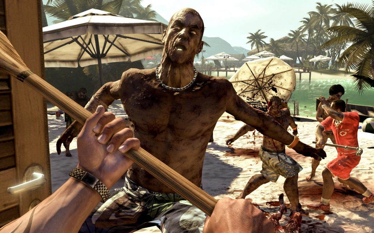 Dead Island Collectibles