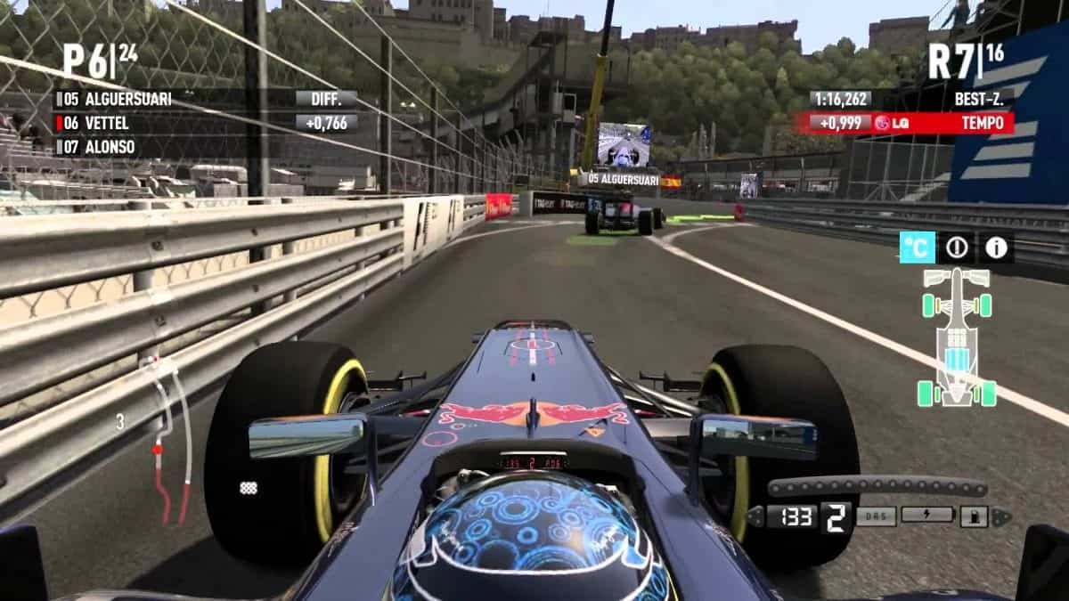 F1 2011 Crashes and Fixes
