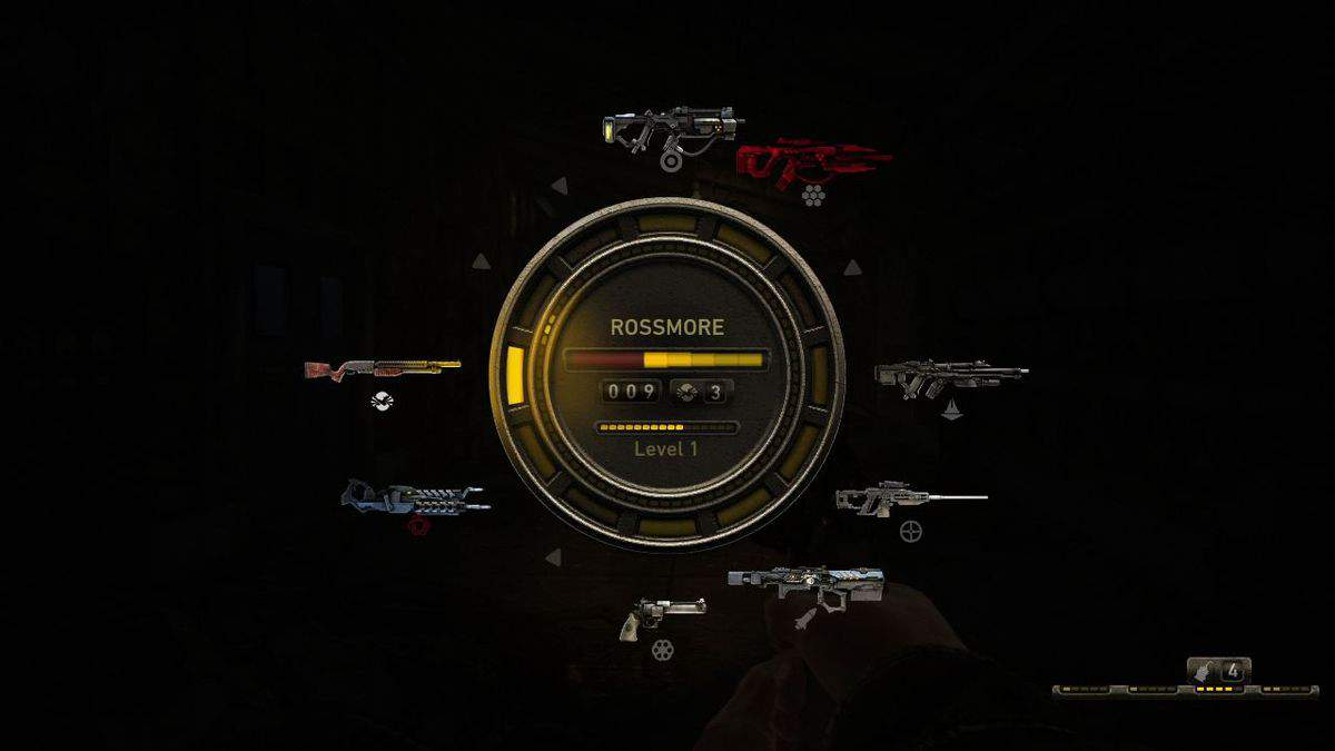 Resistance 3 Weapons