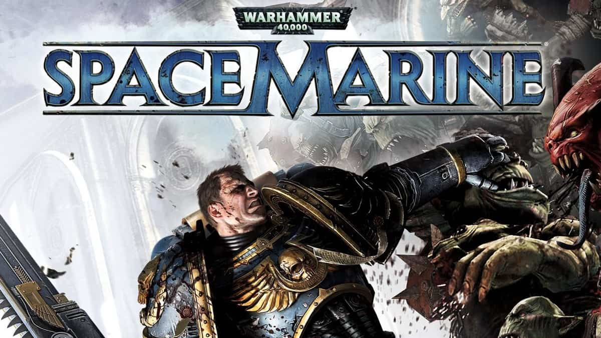 Warhammer 40K Space Marine Weapons