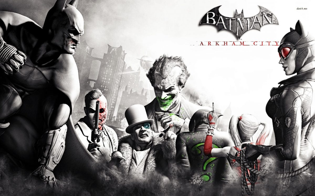 Batman Arkham City Boss Strategy Guide