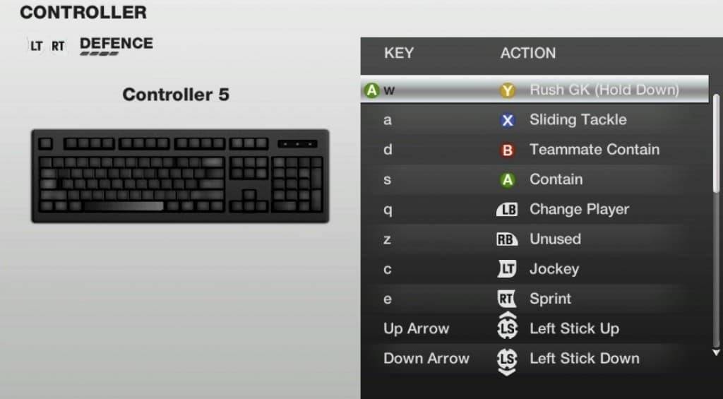 How To Customize FIFA 12 Keyboard Controls