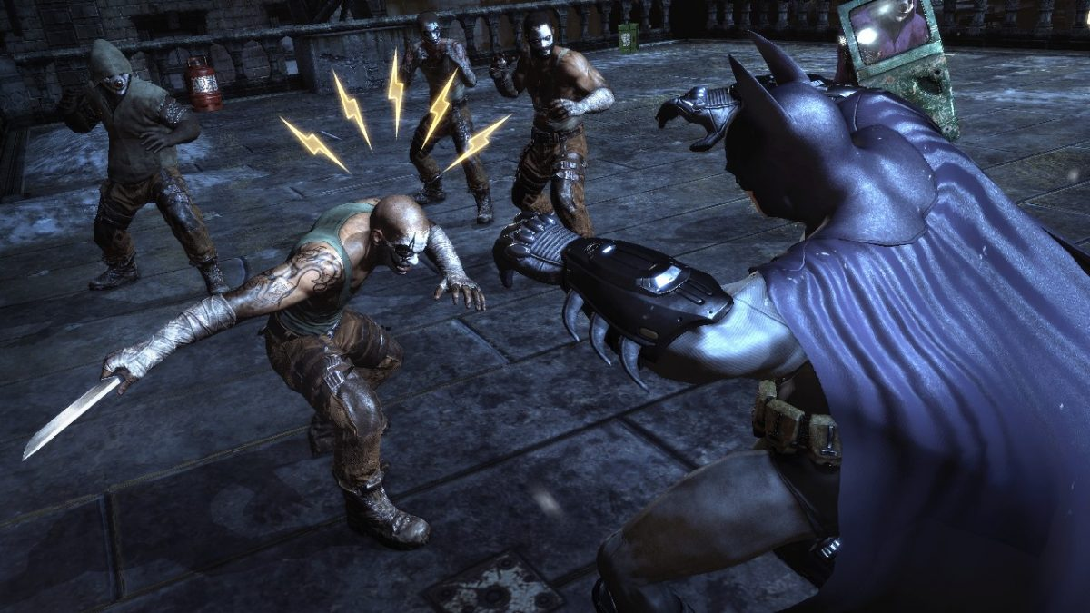 Batman Arkham City Moves and Combos Guide – Batsuit, Combat and Predator