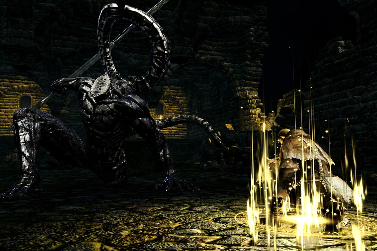 Dark Souls Humanity Guide – How to Earn More Humanity