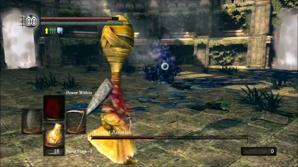 Dark Souls Weapons and Reinforcements