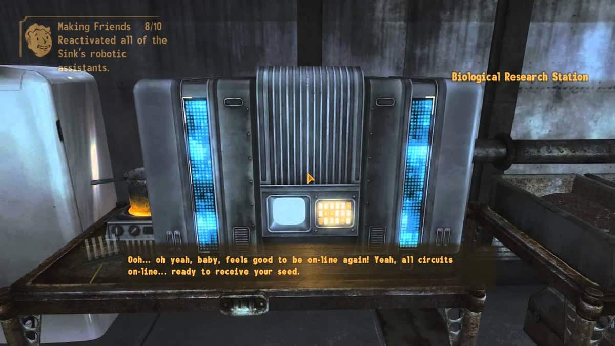 Fallout New Vegas Old World Blues Chips Locations