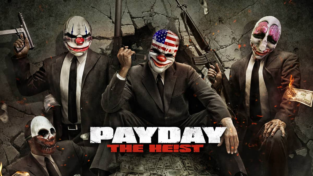 Payday The Heist Crashes and Fixes