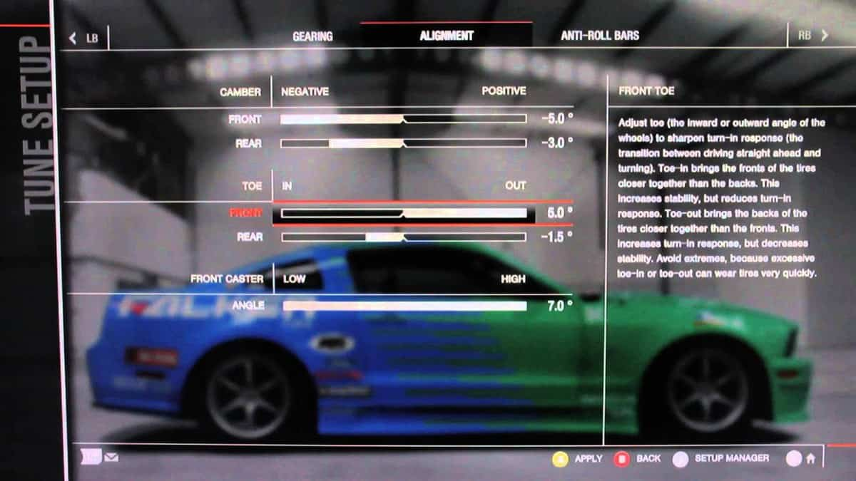 Forza Motorsport 4 Tuning and Car Upgrades Guide