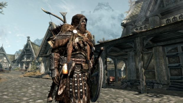 Skyrim Character Builds